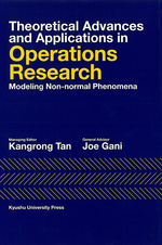 Theoretical Advances and Applications in Operations Research