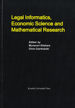 Legal Informatics, Economic Science and Mathematical Research